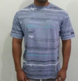 Camisa Masculina Quiksilver Cinza