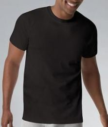 Camiseta Calvin Klein Pack Slim Fit Crew Neck Preta