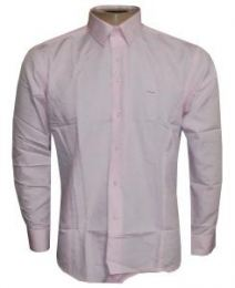 Camisa Social Aramis Rosa BB AS160