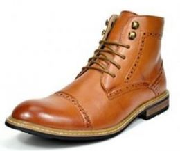 Bota  Bruno MARC BERGEN-03 Formal Classic Cap Toe