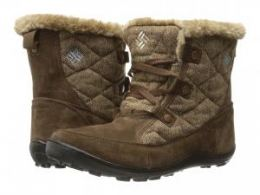 Imagem do Produto Bota Columbia Minx Shorty Omni-Heat Wool marron