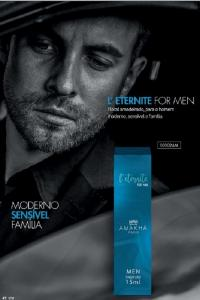 Imagem do Produto Perfume L´ Éternite For Men Masculino - Essência Eternity For Men