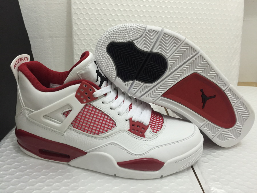 Zoom Nike Air Jordan 4 ´´Alternate´´
